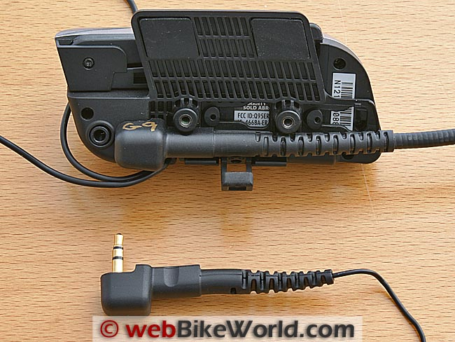 Cardo Scala Rider G9 Microphones