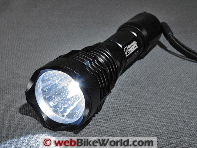 Clearwater 800 Lumen LED Flashlight