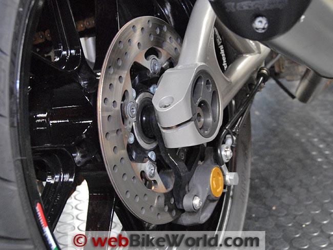 Motus MST Rear Brake