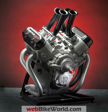 Motus MST V4 Engine