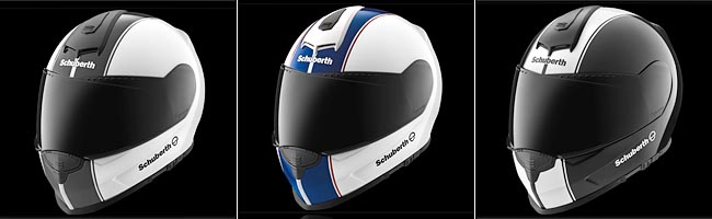 SCHUBERTH S2 European Colors