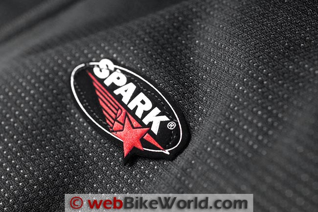 Spark Windproof Underwear Fabric Close-up