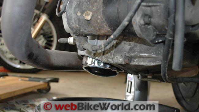Standard Ducati Oil Filter