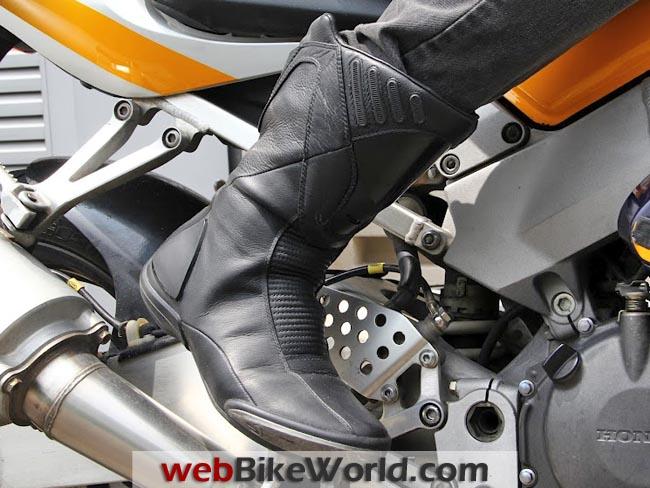 Vitesse Boots Bike