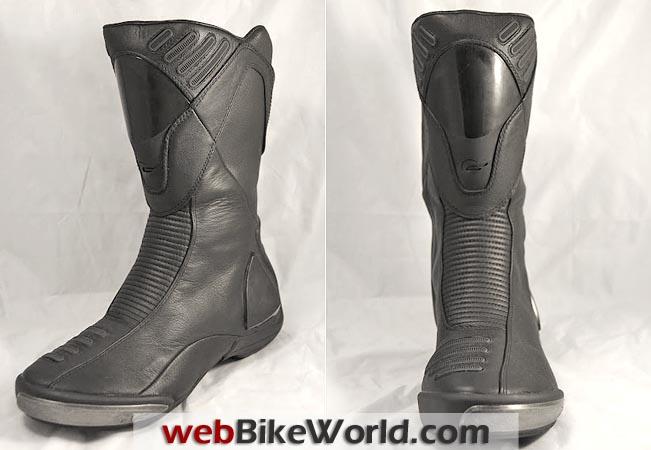 Vitesse Glove Boots Front Views