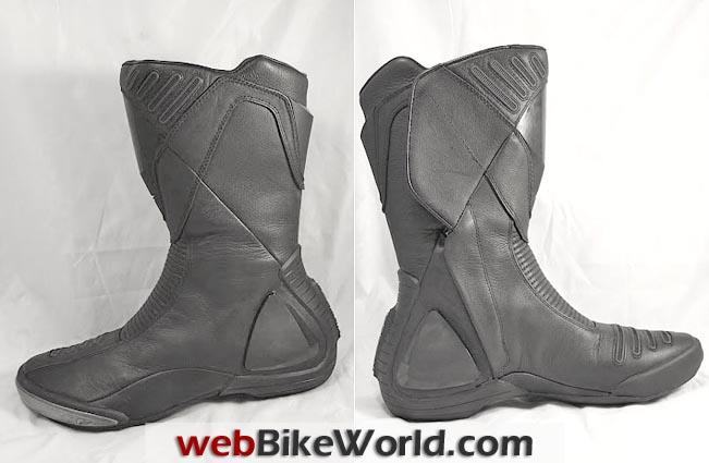 Vitesse Glove Boots Side Views