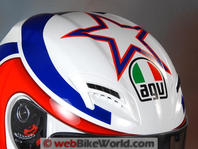 AGV Grid Helmet Graphics