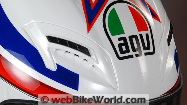 AGV Grid Helmet Top Vent