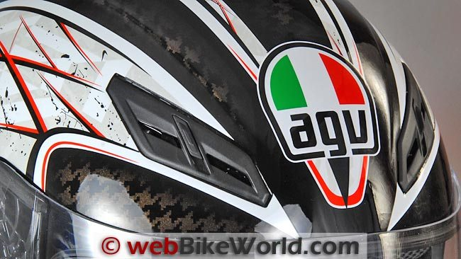 AGV K4 EVO Top Vents