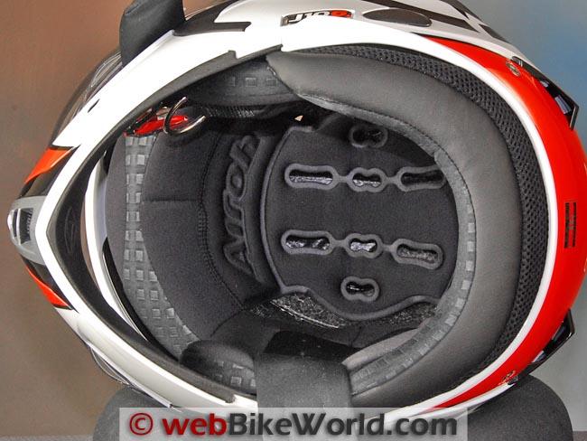 Airoh J106 Helmet Liner