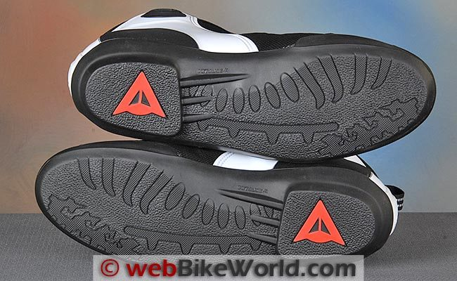 Dainese Asphalt Shoes Soles