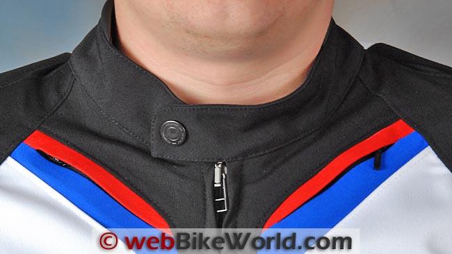 Dainese Aspide Jacket Collar