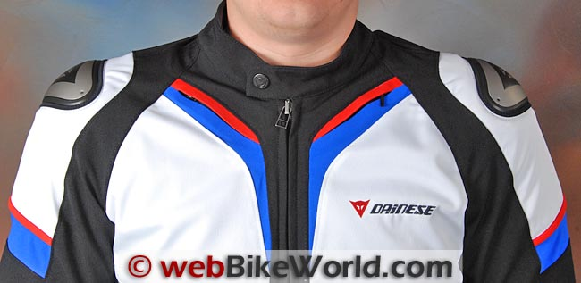 Dainese Aspide Jacket Upper Chest