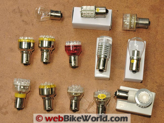 1156 LED Replacement Bulb Selection