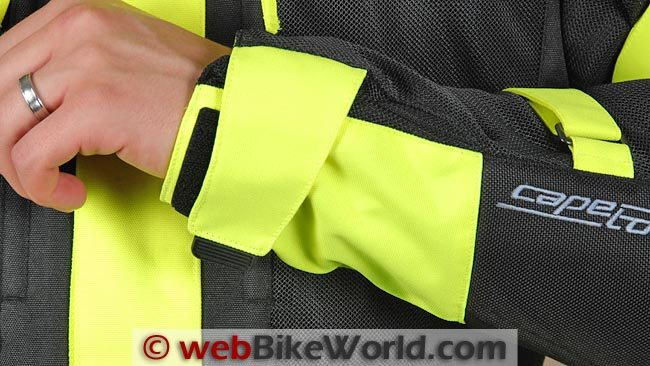 Alpinestars Cape Town Jacket Sleeve Cuff