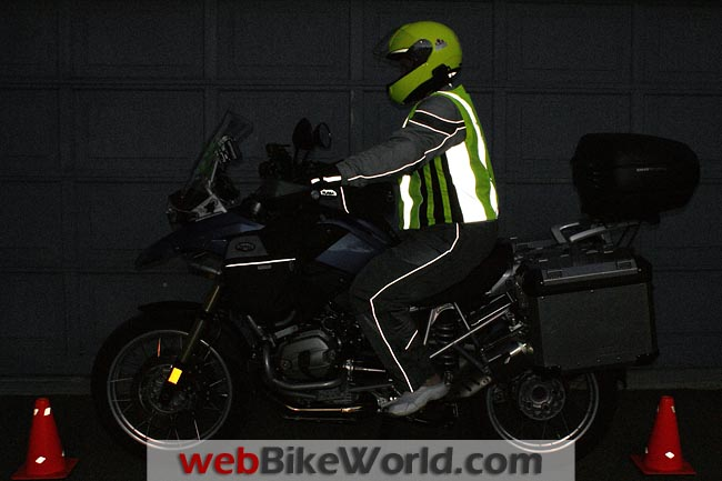 Oxford Bright Top Reflective Vest Night