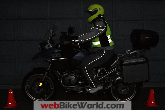 Rev'it Athos Air Reflective Vest Night