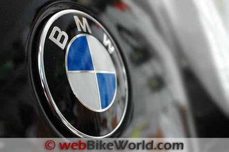 BMW Motorcycles 2012 Sales