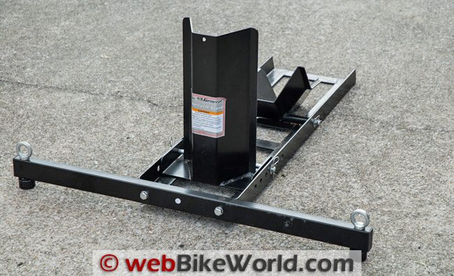 u s general motorcycle stand review webbikeworld