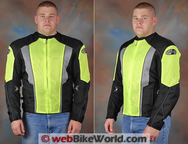 Joe Rocket Phoenix 5.0 Jacket - webBikeWorld