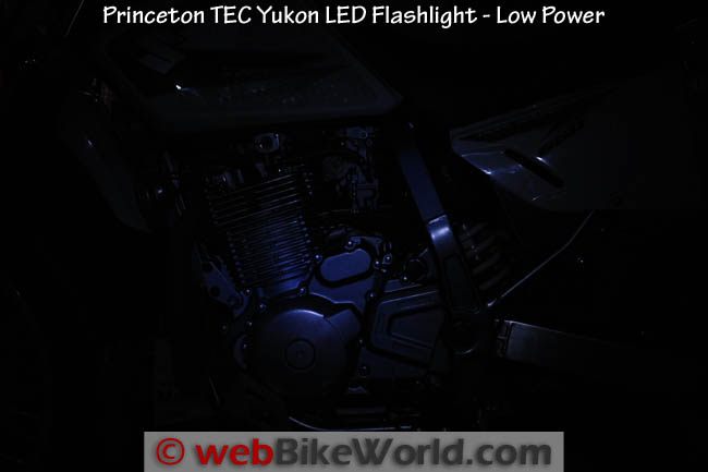 Princeton TEC Yukon LED Headlamp Low