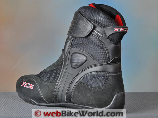 TCX X-Cube Boots Outside