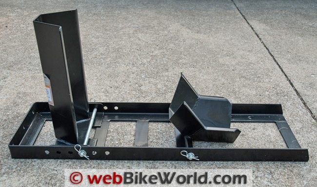 U.S. General Front Wheel Stand Side View