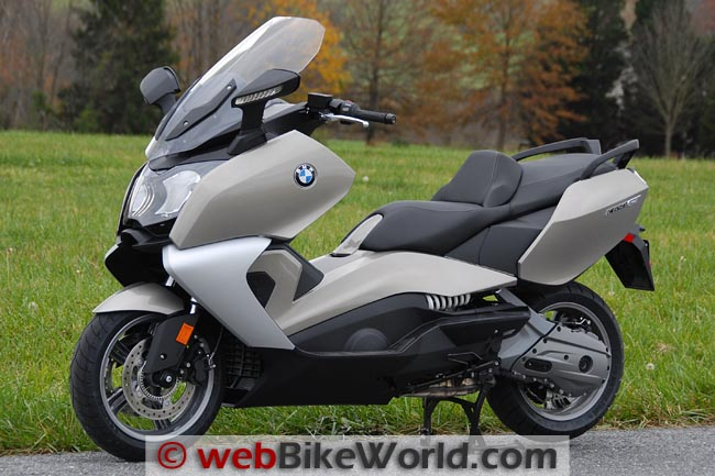 BMW C 650 GT Left Side