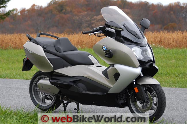 BMW C 650 GT Right Front