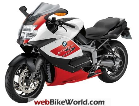 BMW K1300S 30 Year Special Edition