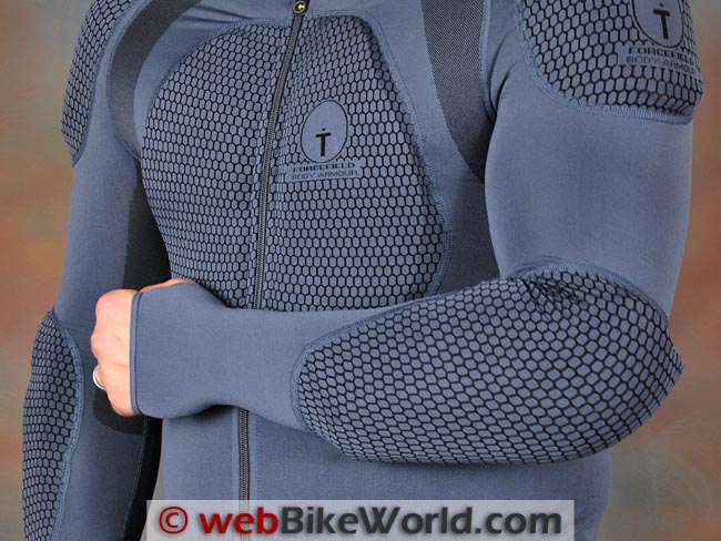 Forcefield Pro Shirt Elbow Armor