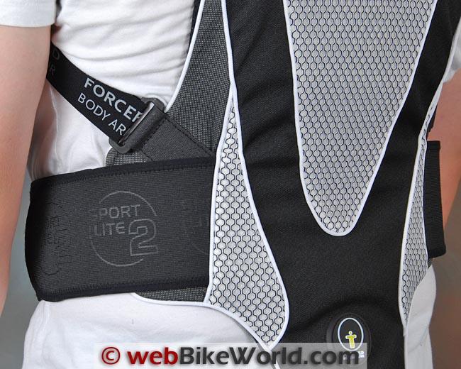 Forcefield Sport Lite 2 Waist Belt