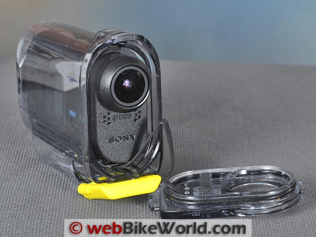 Sony Action Cam Waterproof Housing