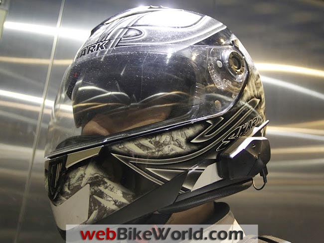 Vertix Raptor-i Helmet Mount