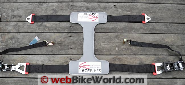 Acebikes Tyre Fix Tie-Down Strap