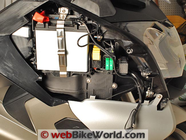 BMW C 650 GT Battery Tender Harness