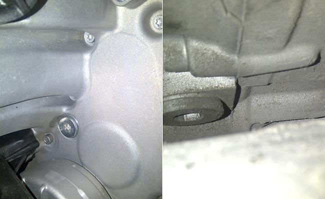 BMW Scooter Gear Oil Drain Plug