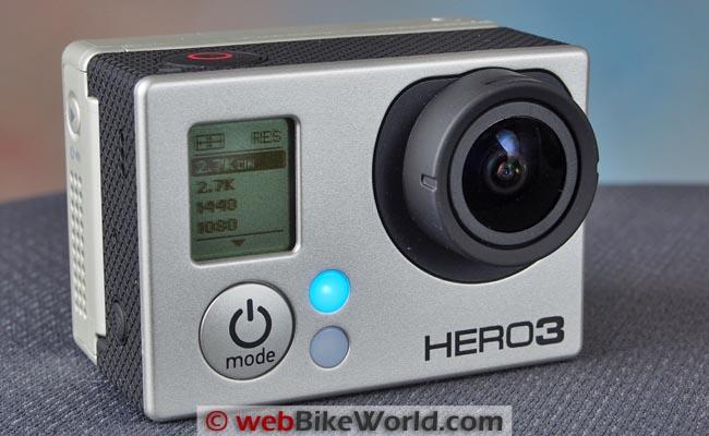 GoPro Hero3 Black Edition Wireless Light