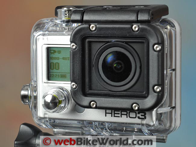 GoPro Hero3 Front View