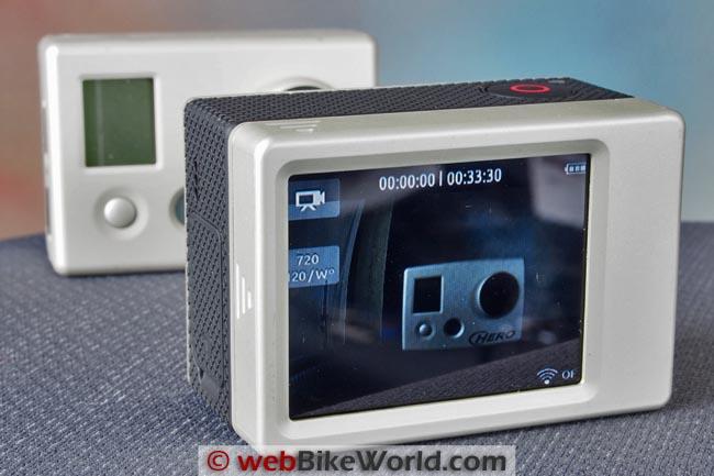 GoPro Hero3 Menu System
