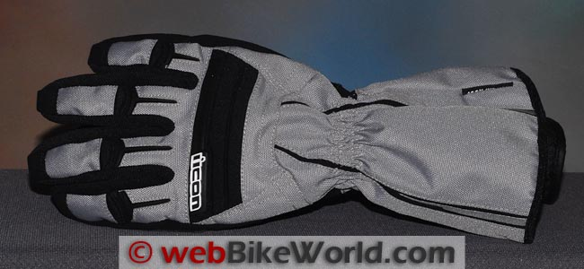 Icon PDX Gloves Reflectivity