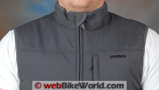 Mobile Warming Classic Heated Vest Collar