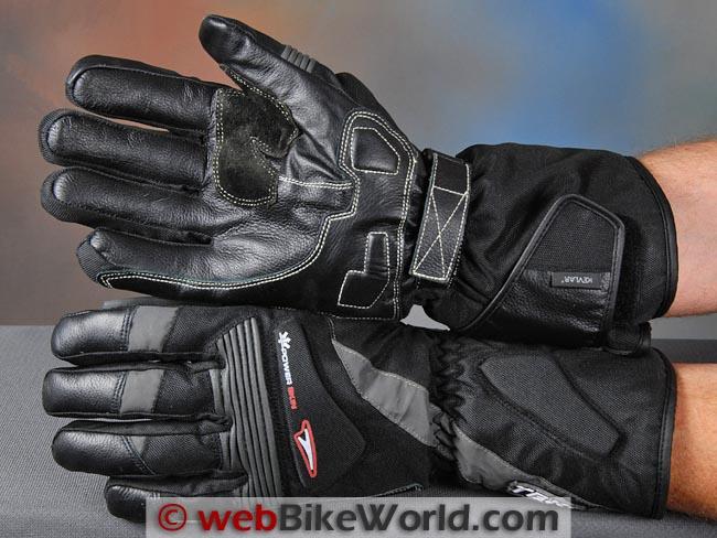 Teknic Tornado Gloves