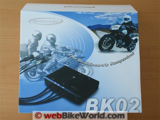 BikeComm BK-02 Box
