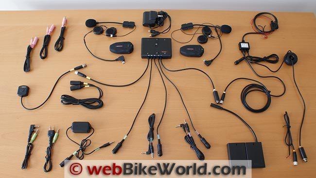 BikeComm BK-02 Complete Kit