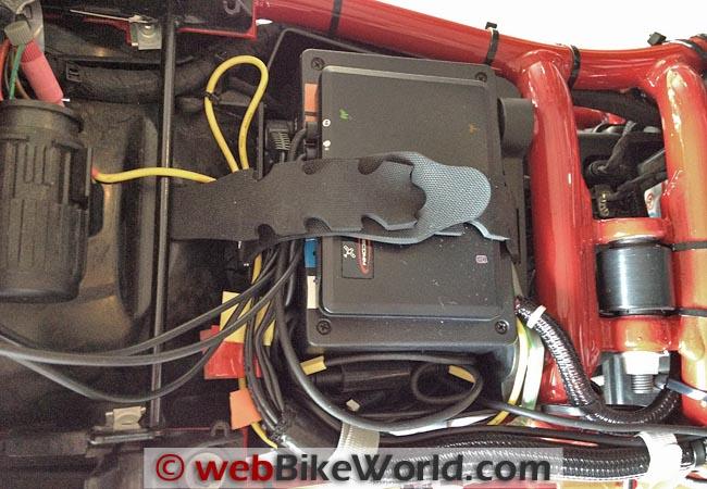 BikeComm BK02 Intercom Control Box