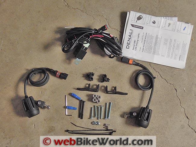 Denali DM1 Micro Light Kit