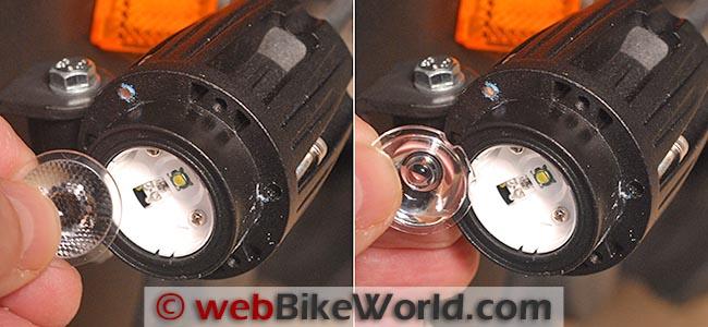 Denali DM1 Micro Light Lenses