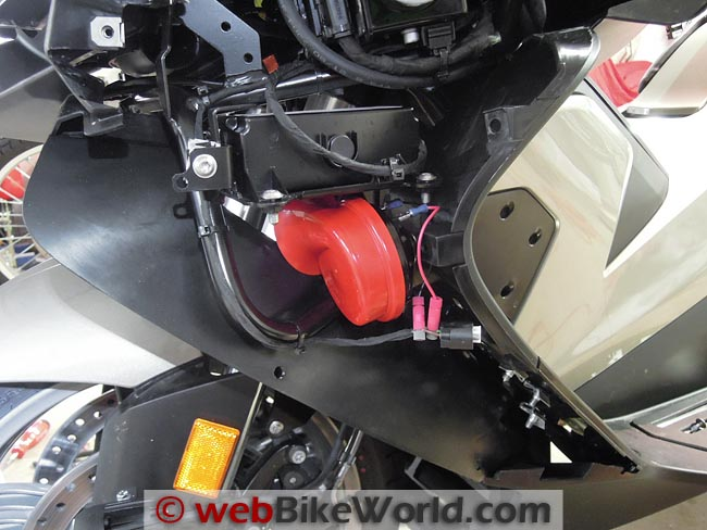 Hella Horn for BMW Scooter