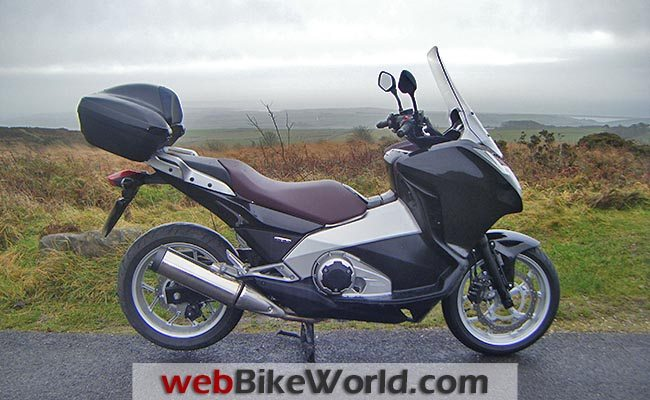 Honda NC700D Integra